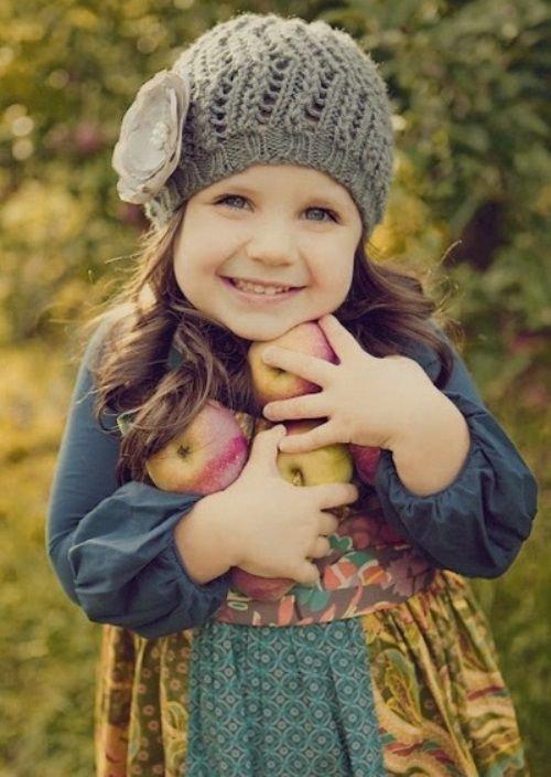 Детская фотосессия в стиле