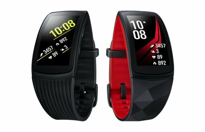 Новый фитнес-браслет Samsung Gear Fit 2 Pro  поможет спланировать свой день, подскажет о состоянии организма во время тренировочного процесса. С ним будет легко вести здоровый образ жизни