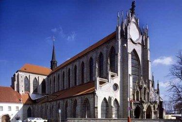 собор святой марии кутна гора