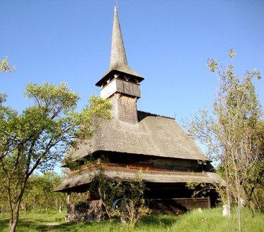 марамуреш деревянные церкви