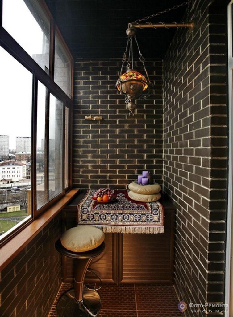 20 классных идей для вашего балкона нескучно.