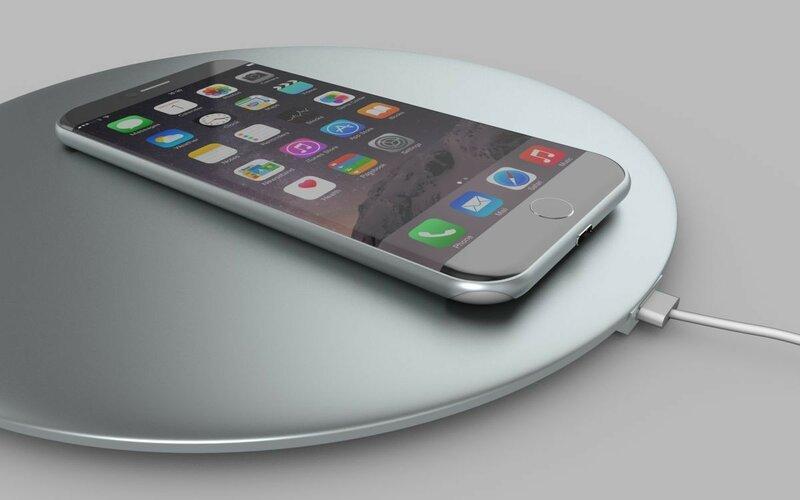 Интересные гаджеты, новинки гаджеты, все о гаджетах Модуль беспроводной зарядки iPhone 8 засветился на фото