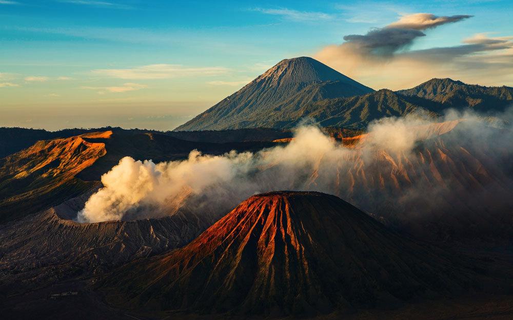 вулкан в хорошем качестве