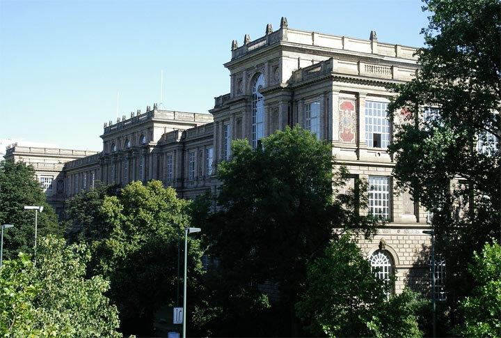 Дюссельдорфская академия художеств