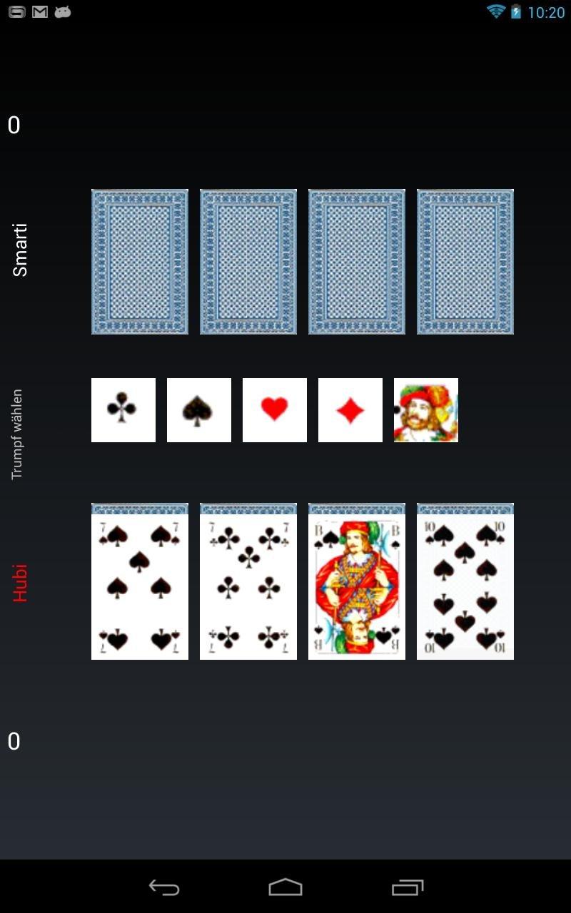Правила карточной игры скат
