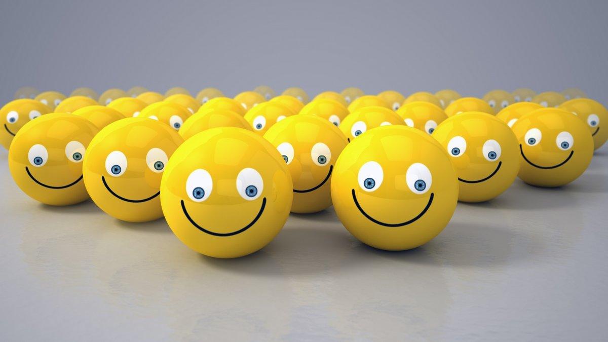 Положительные эмоции картинки смайлики, марта поздравление