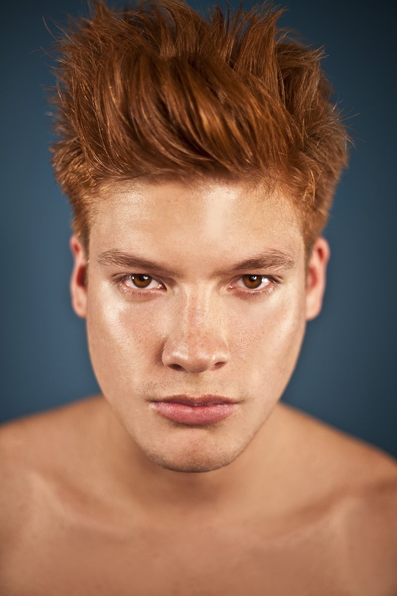 Hot redhead guy — img 12