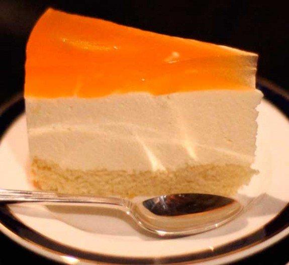 с желатин тортов фото с рецепт творогом