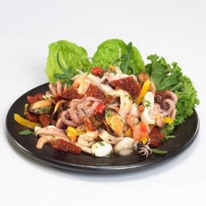 Подробное пошаговое описание как готовится блюдо Салат из осьминога. Попробуйте обязательноПодробное пошаговое описание как готовится блюдо Салат из осьминога. Попробуйте обязательно