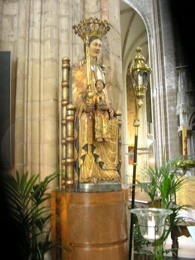 Богородица. Собор святого Петра.