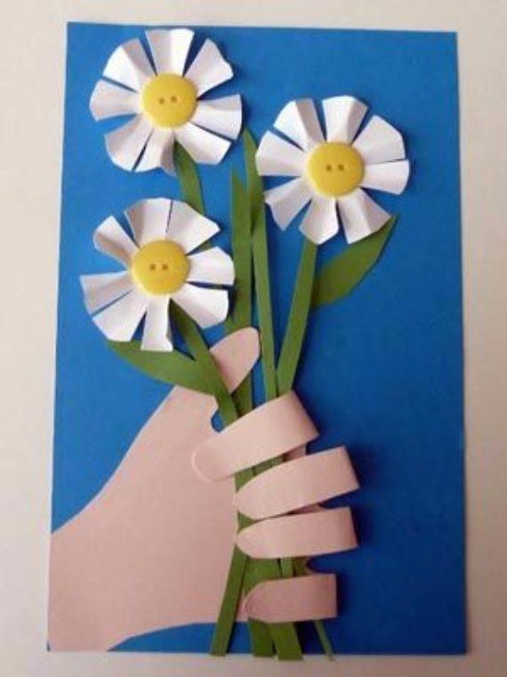 Надписью, открытки на 8 марта ребенок 4 года