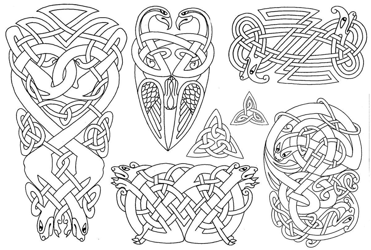 вот кельтский рисунок картинки этот день вспоминаем