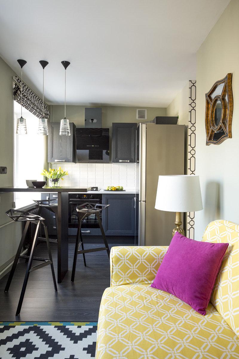 дизайн маленькой кухни с большим торшером икеа карточка
