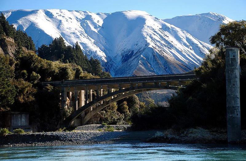 Картинки новая зеландия достопримечательности