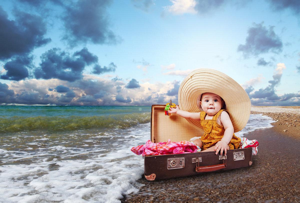 Поздравление, картинки лето смешные пляж
