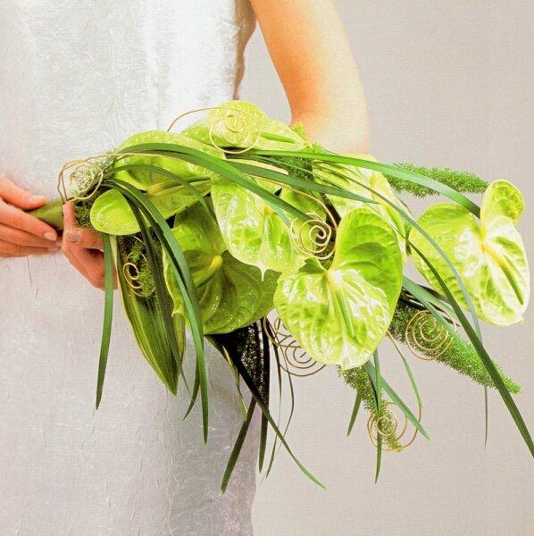 Необычный букет для невесты