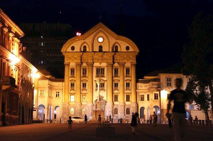 Урсулинская церковь Святой Троицы