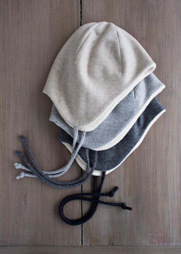 Фото шапки из флиса своими руками выкройки