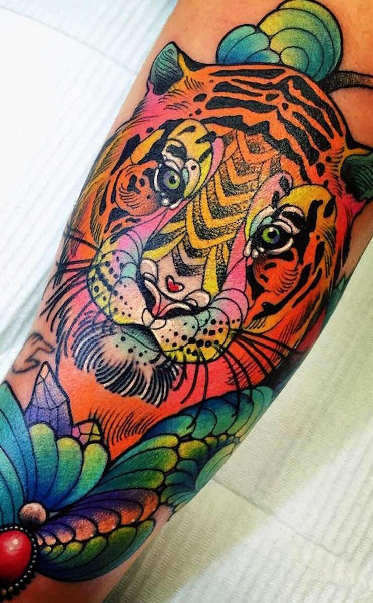 Самые оригинальные, модные и красивые татуировки. Огромный список с фотографиями и идеями для тату. Тату для женщин и мужчин, лучшие татушки мира