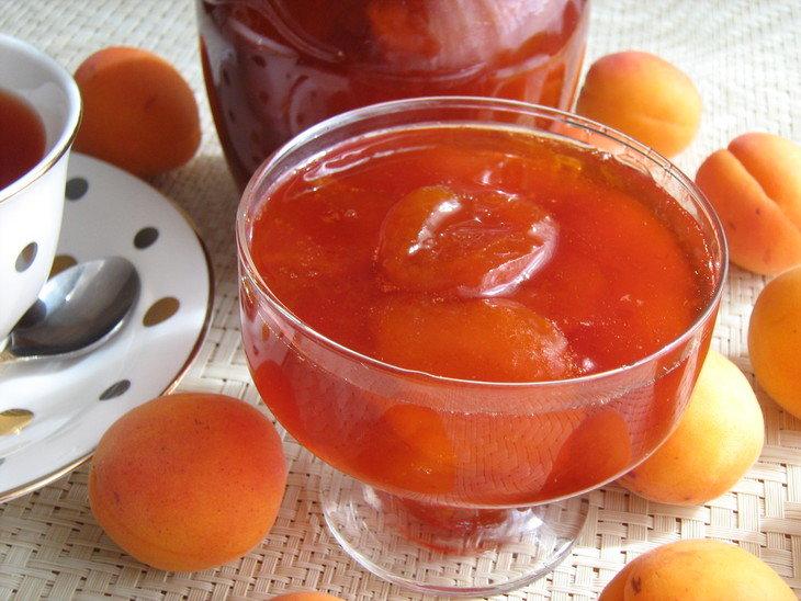 Картинки абрикосового варенья