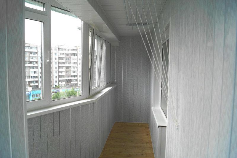 """Остекление + отделка балкона пвх панелями"""" - карточка пользо."""