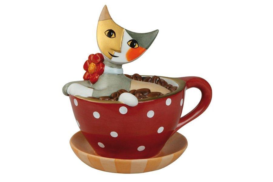Чашка кофе в подарок