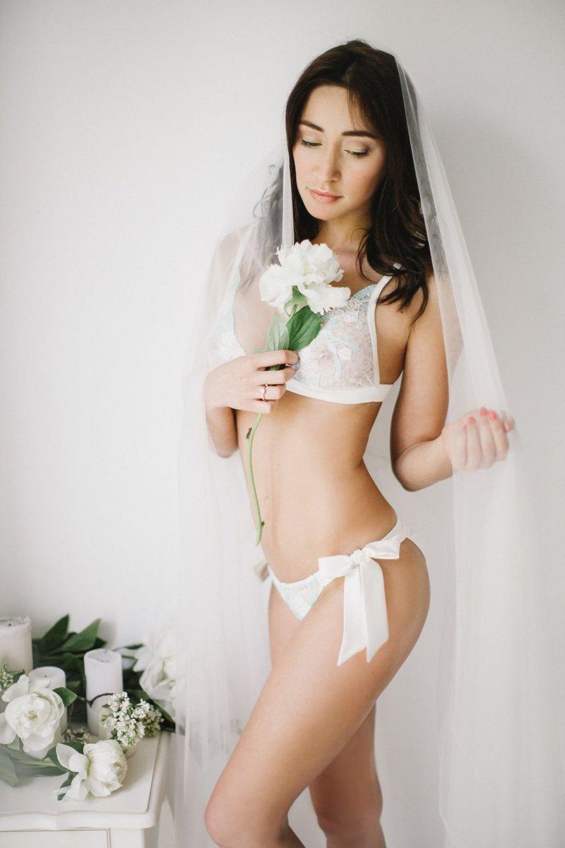 будуарное белье невесты