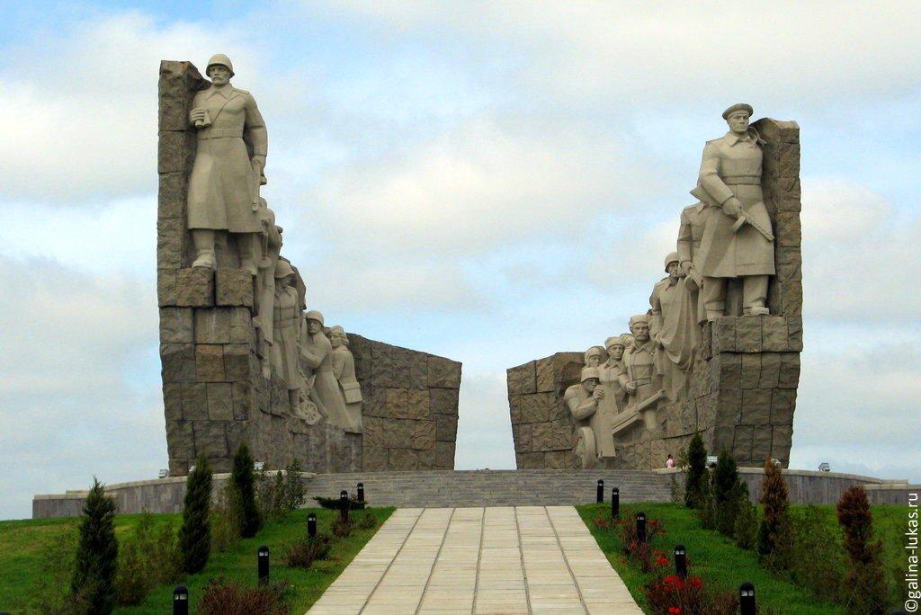 картинки с памятниками вов лучше заранее узнать