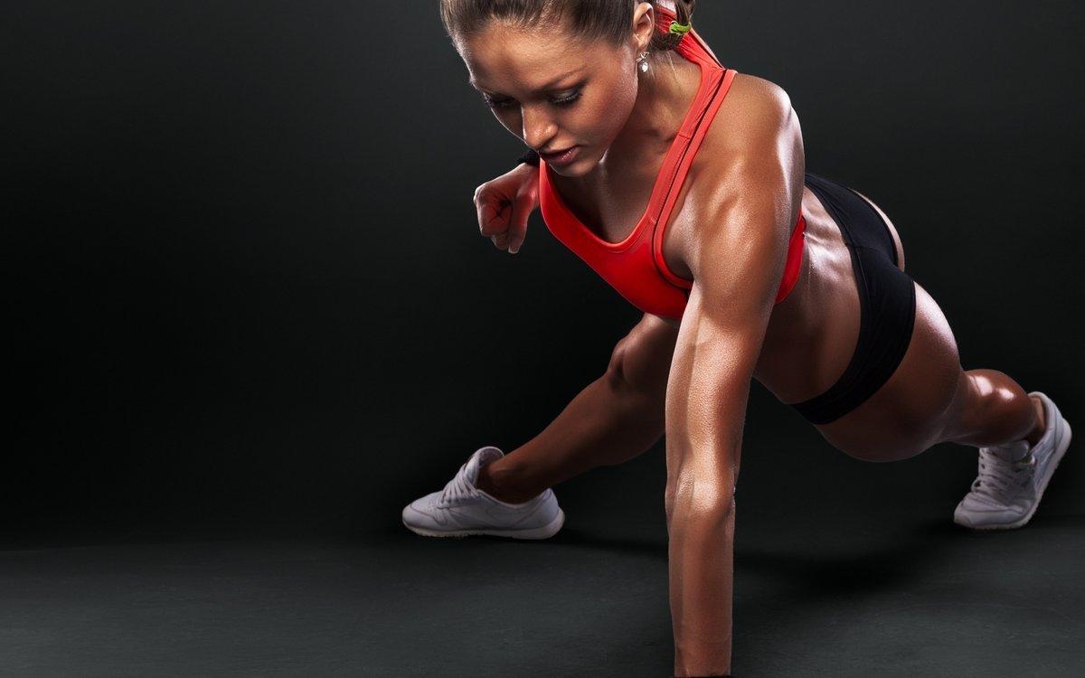 спортивная девушка видео нашем сайте
