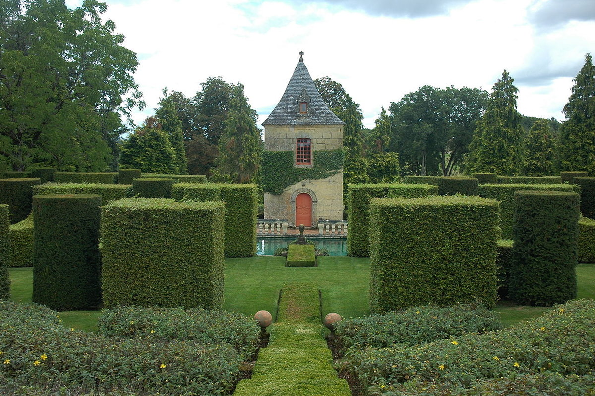 сад ландшафтный дизайн фото