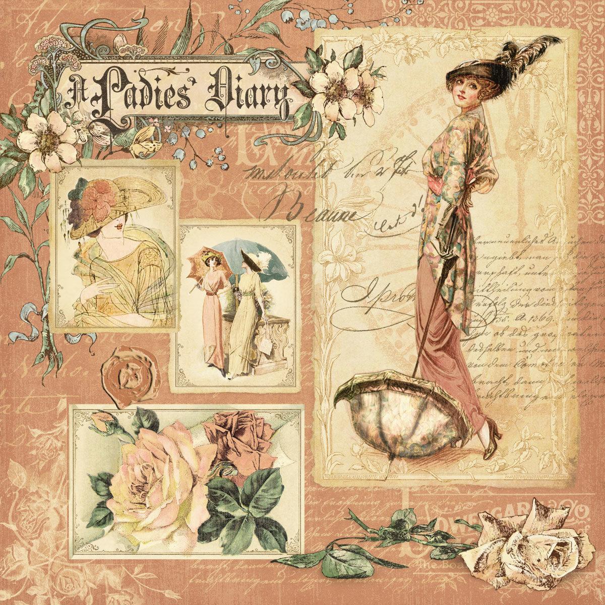 Картинки в бумажном стиле