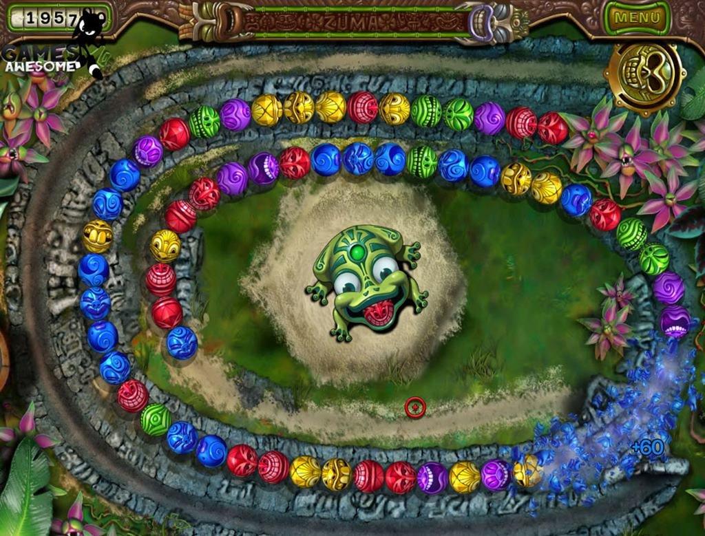 Игровой автомат жабы