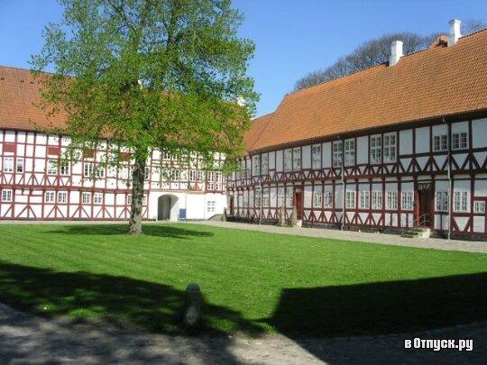 Дворец Ольборг