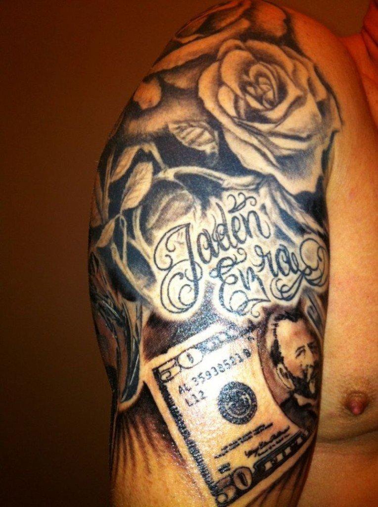 Эскизы татуировок на бумаге фото раз этот