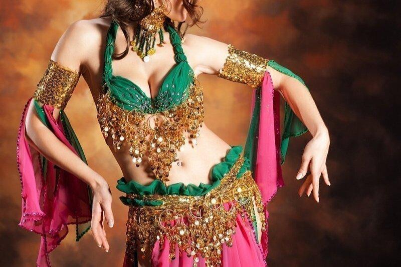 Танец живота - это не только зажигательно, красиво и женстве