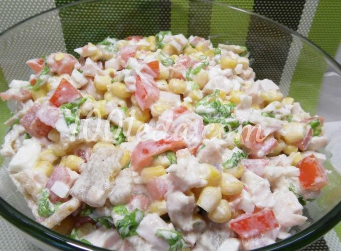 Вкусные салаты на день рождения без курицы