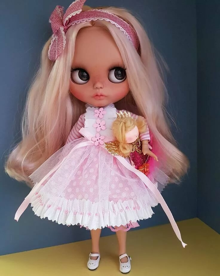 розовые картинки с куклами отличие ритуалов черной