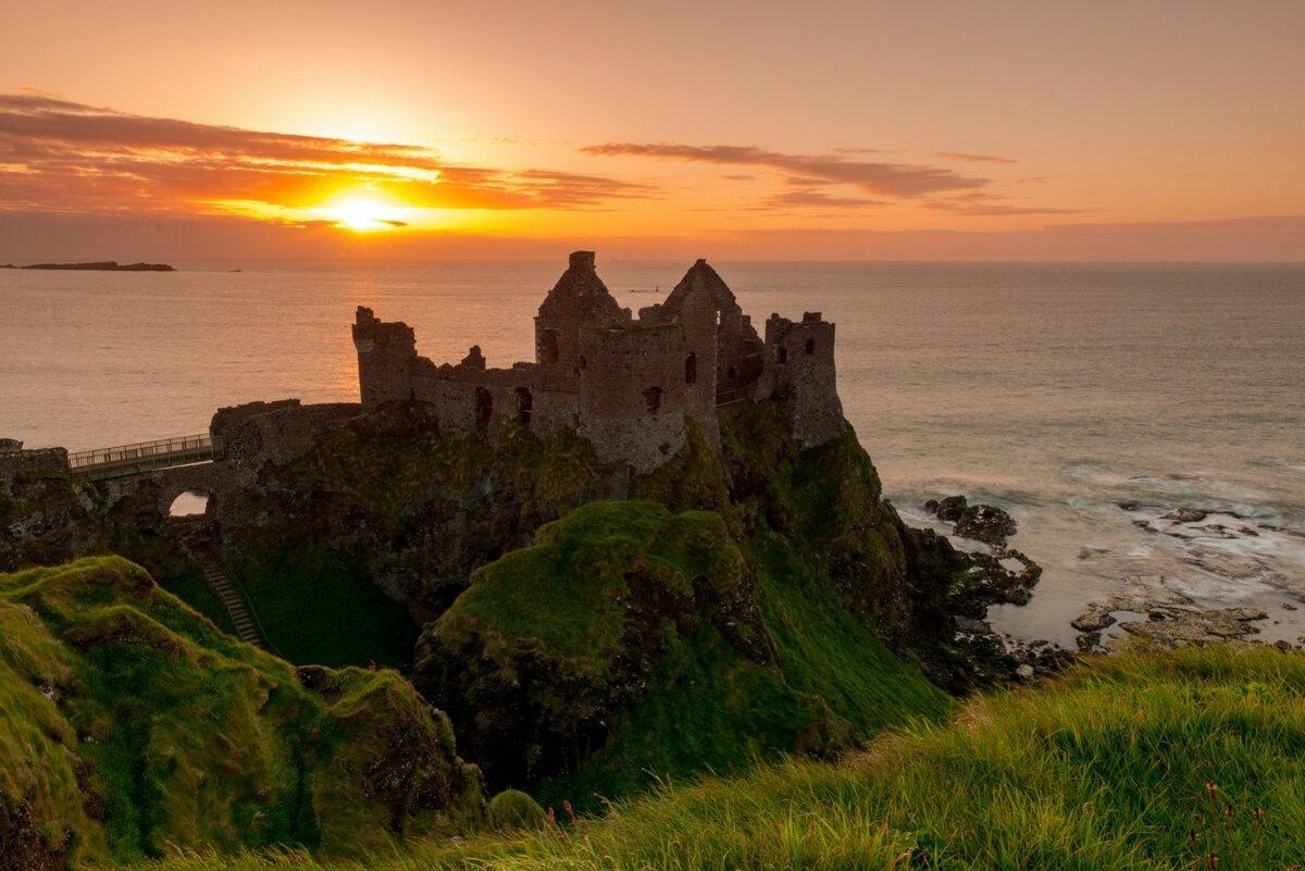 Картинки ирландия с надписью