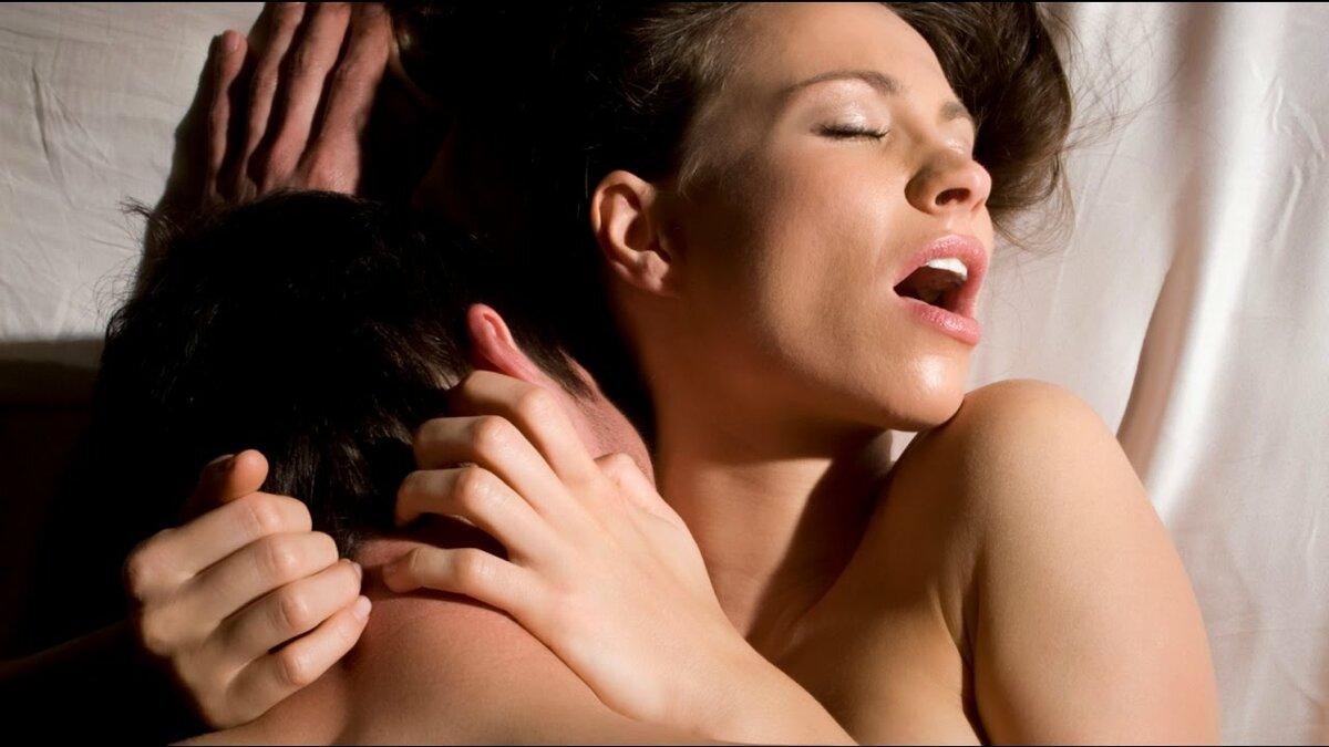 Оргазм и стоны видео