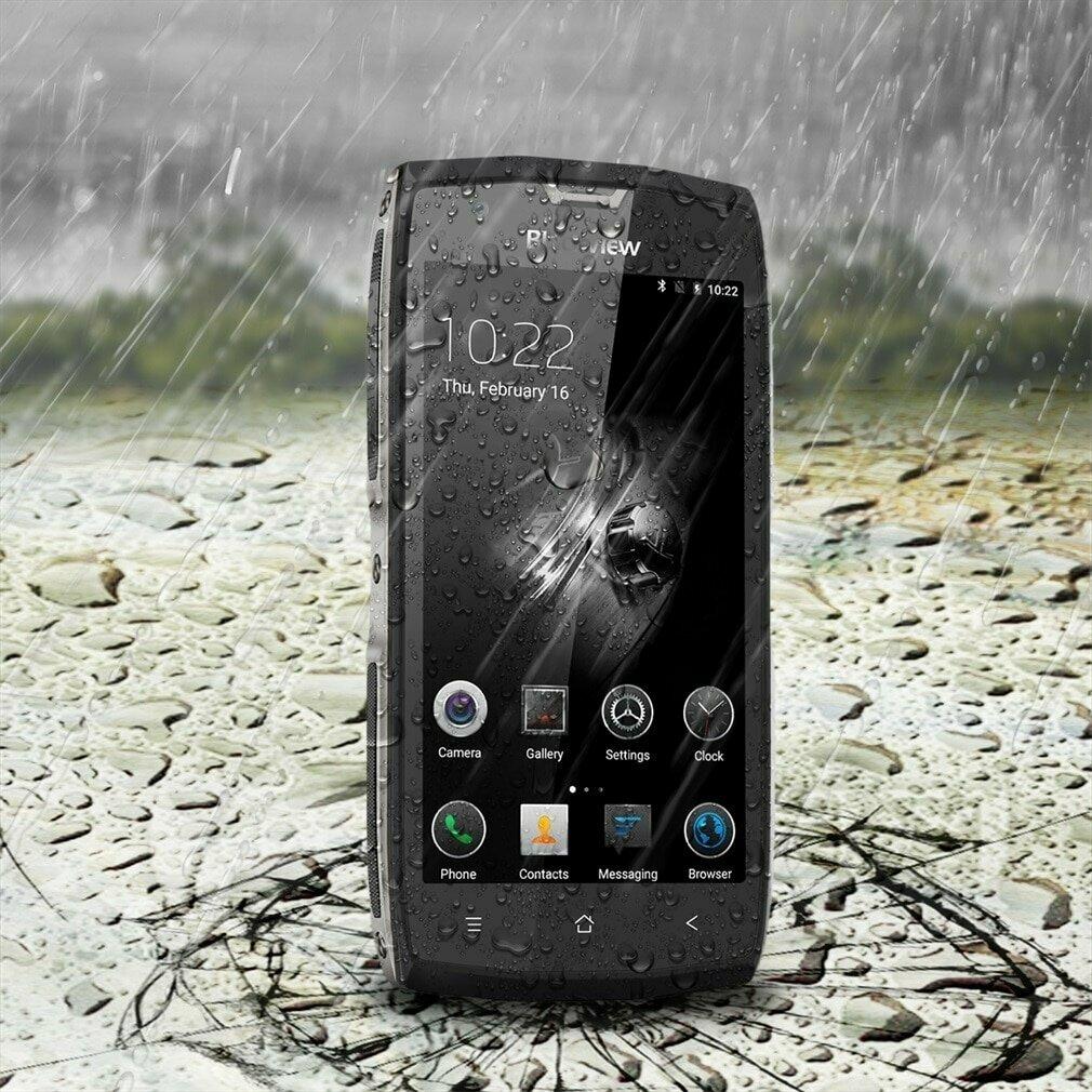Сверхпрочный смартфон blackview BV7000 Pro в Октябрьске