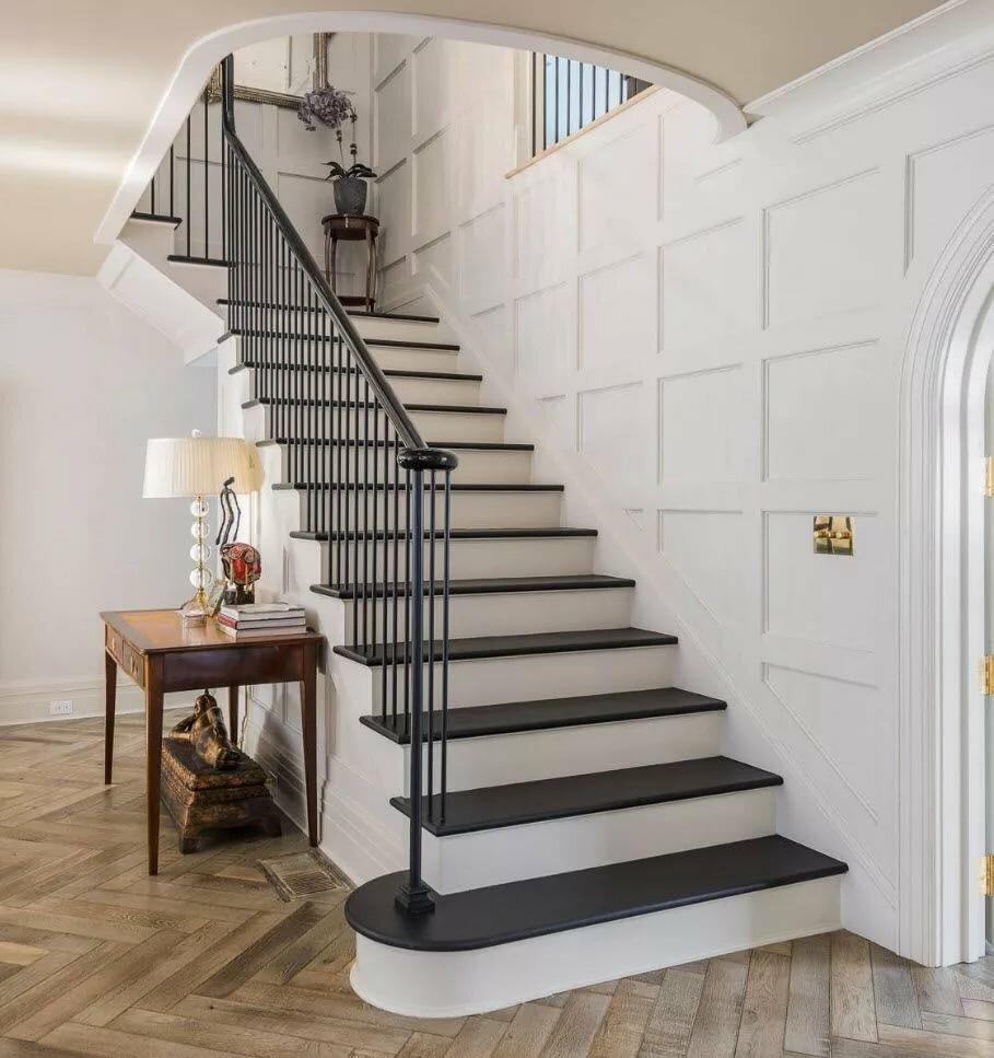 назначение лучшие лестницы для дома фото населенного