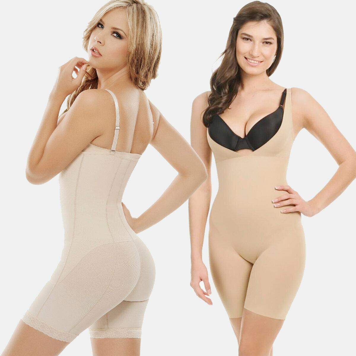 Комбидресс Slim Shapewear в Нижнем Новгороде