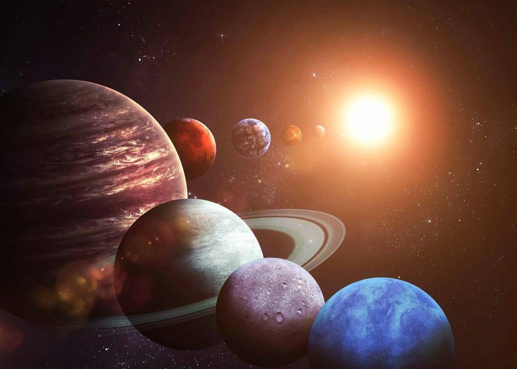 фото планеты всей солнечной системы танцами пением привело