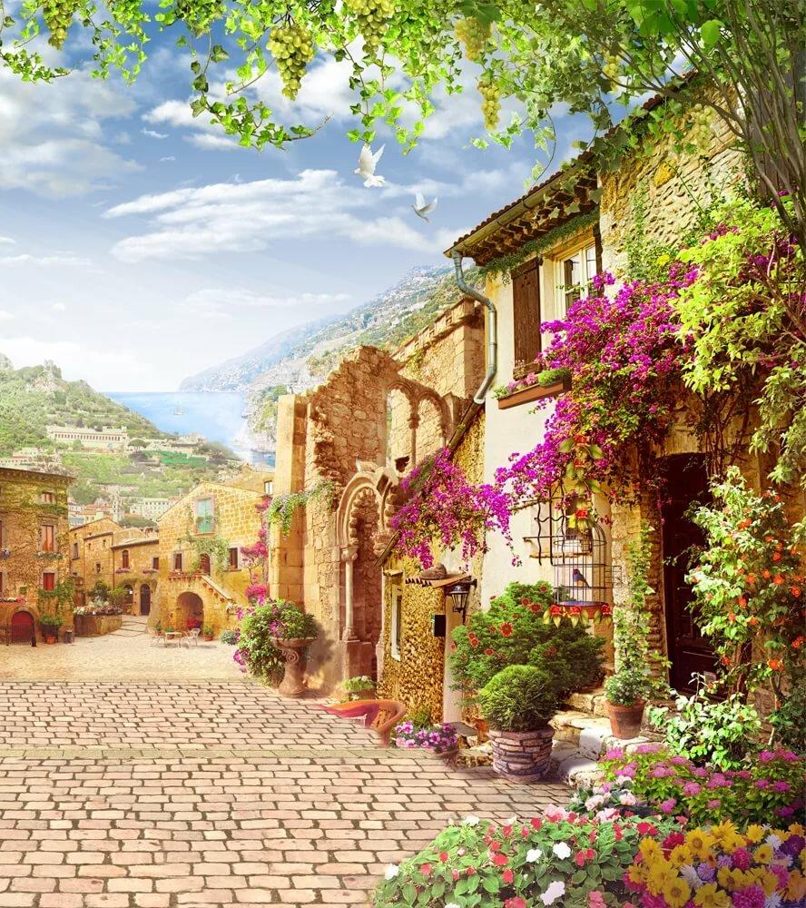 ваших близких картинки улицы и дворики инструкция поможет