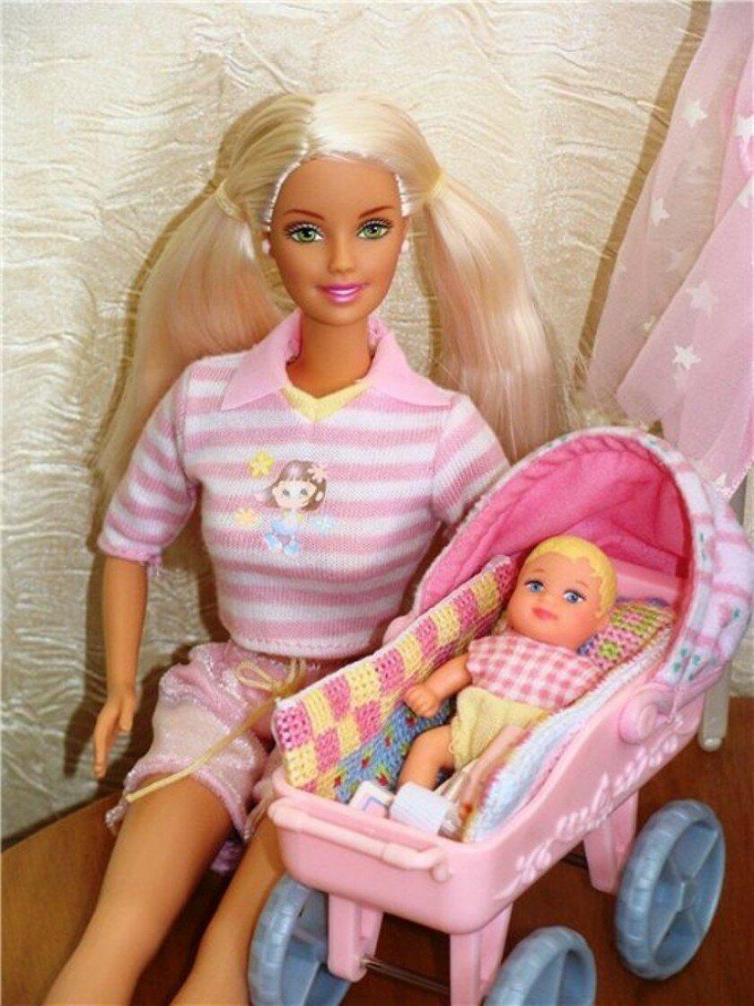 Барби малыши картинки