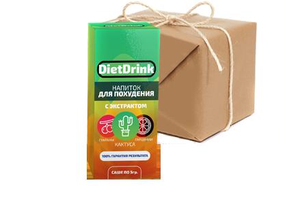 DietDrink напиток для похудения во Владикавказе