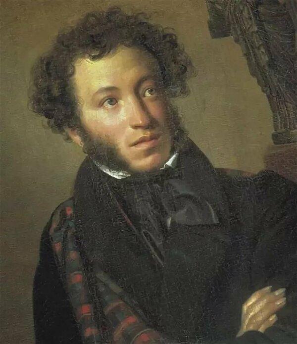 как сделать образ пушкина фотографии хочу