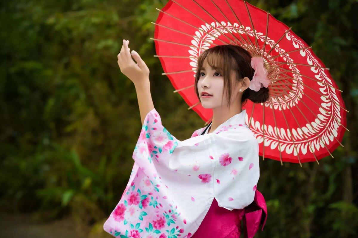 Картинки японски девушки