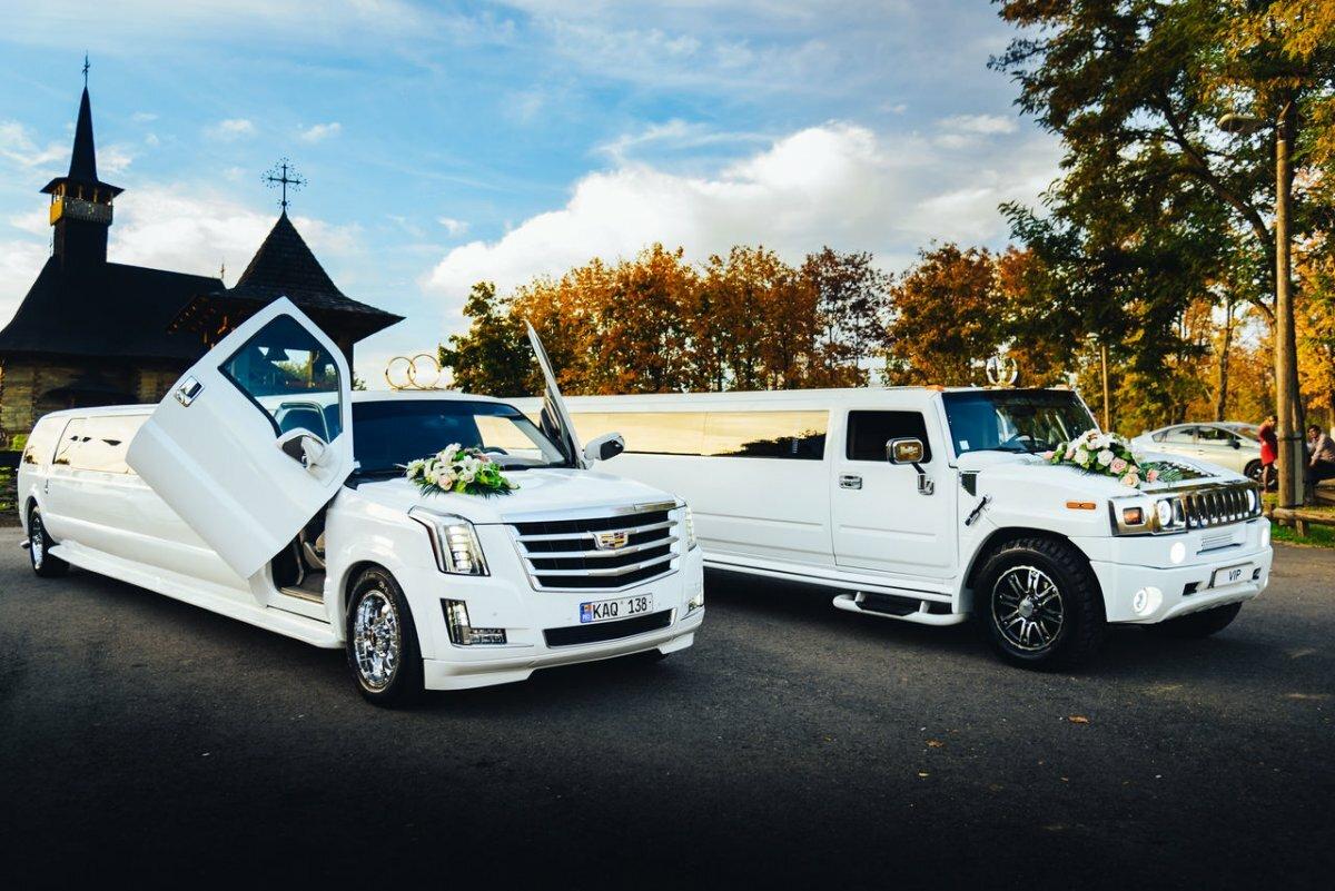 сама фото лимузины для свадьбы этот праздник очень