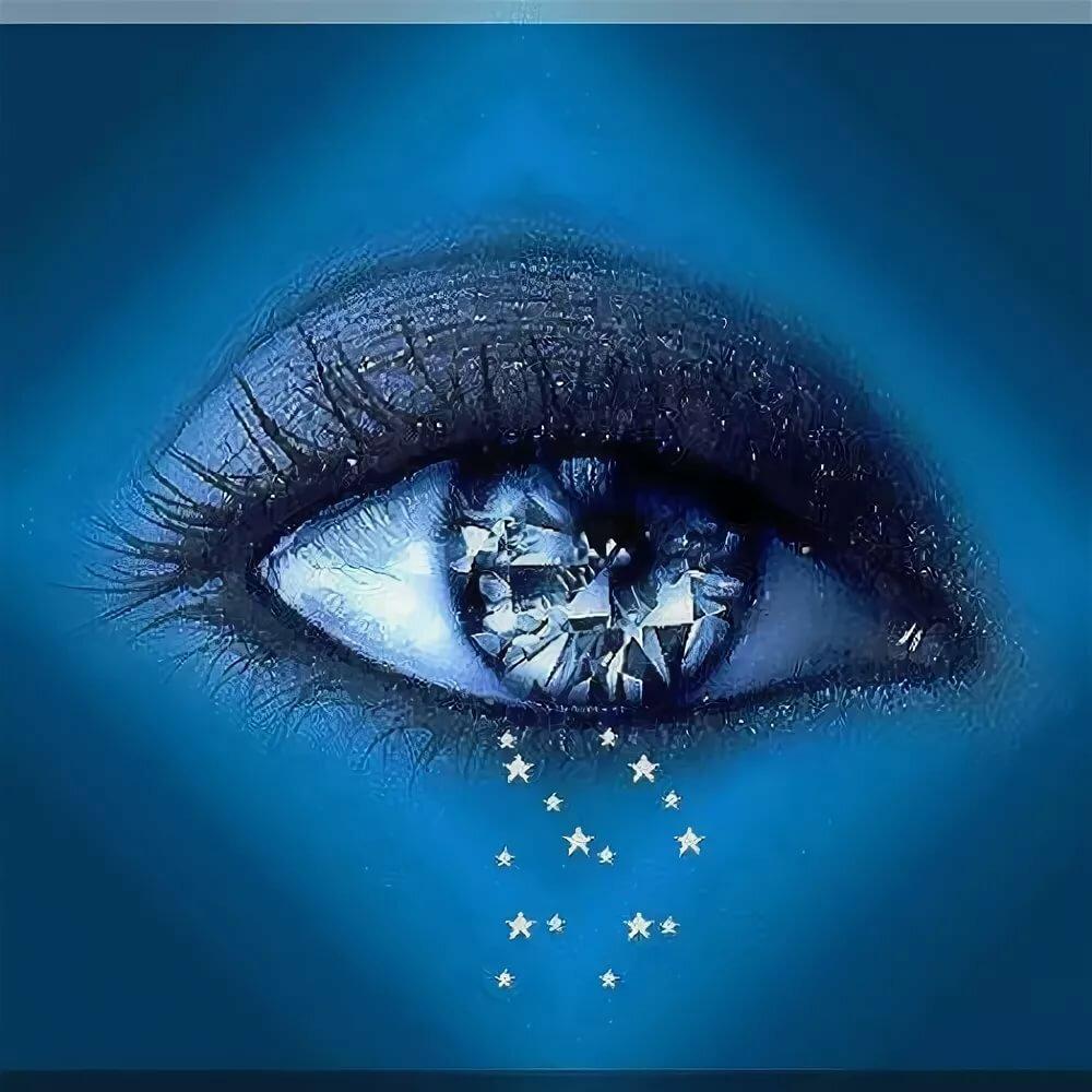 Картинки анимация со слезами на глазах, открытка зятя днем